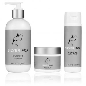 Silver Fox Natural Skincare for the urban man