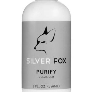 Silver Fox Natural Skincare for the urban man: cleanser