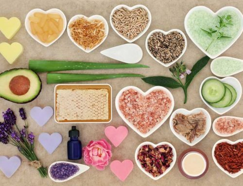 The Benefits of Natural Ingredients to the Skin